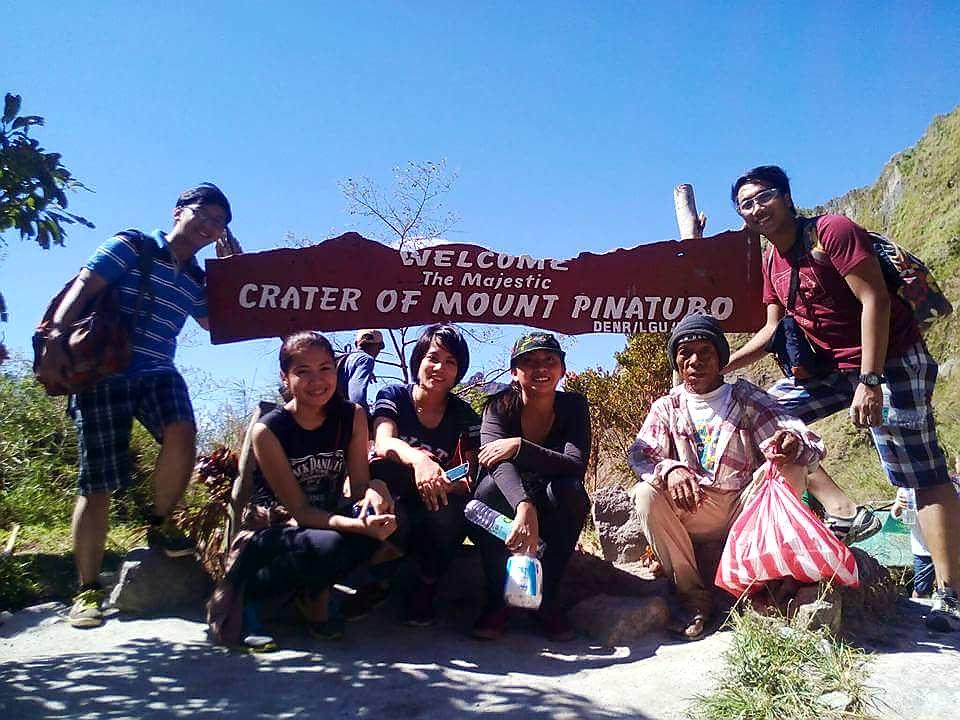 mt pinatubo location