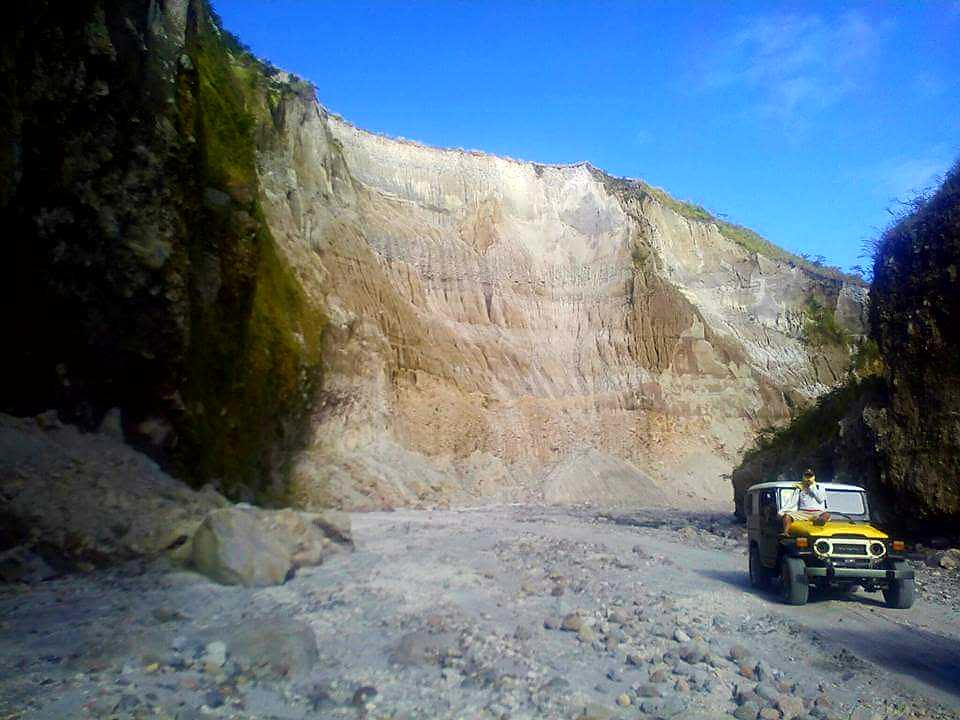 mt pinatubo itinerary