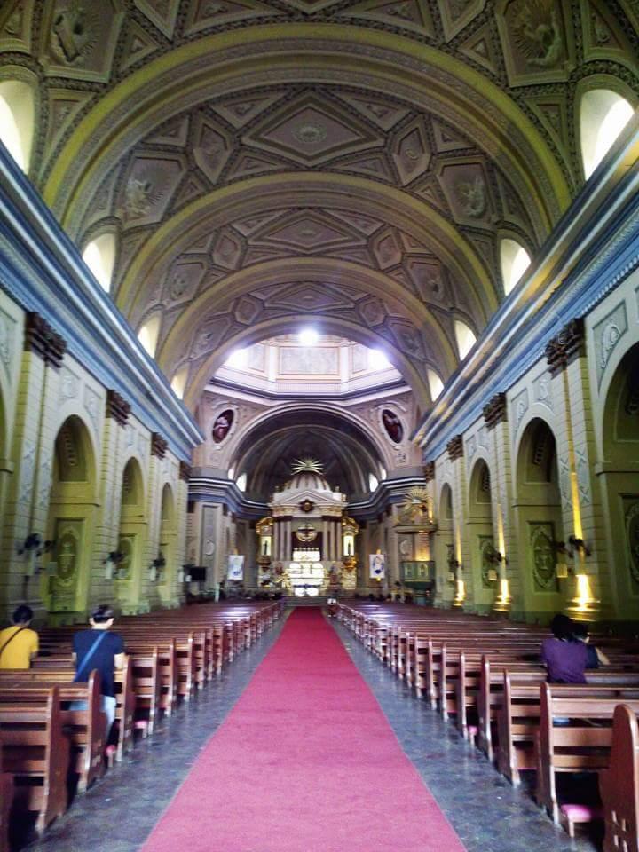 taal batangas church
