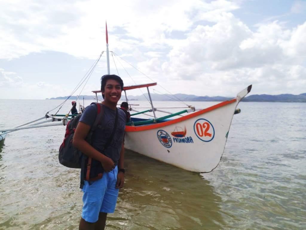 How to go to palaui island