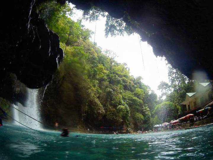 Kawasan Falls Canyoneering