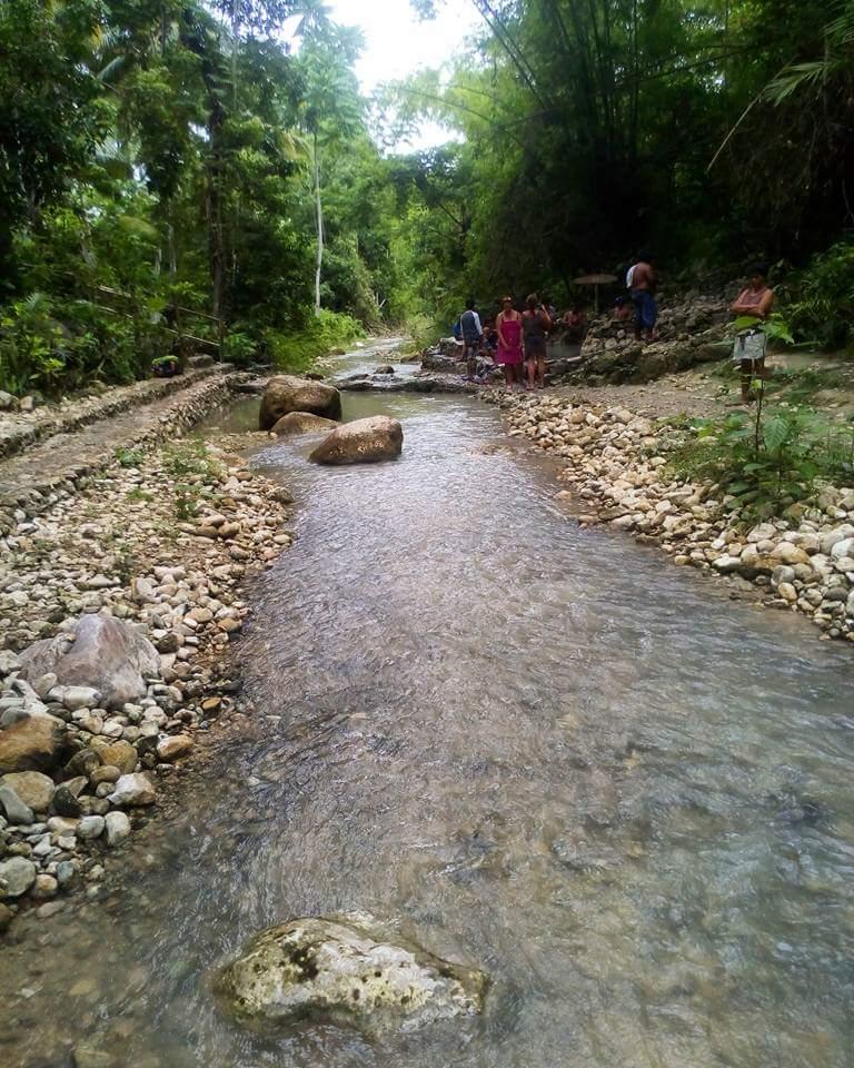 Mainit Springs