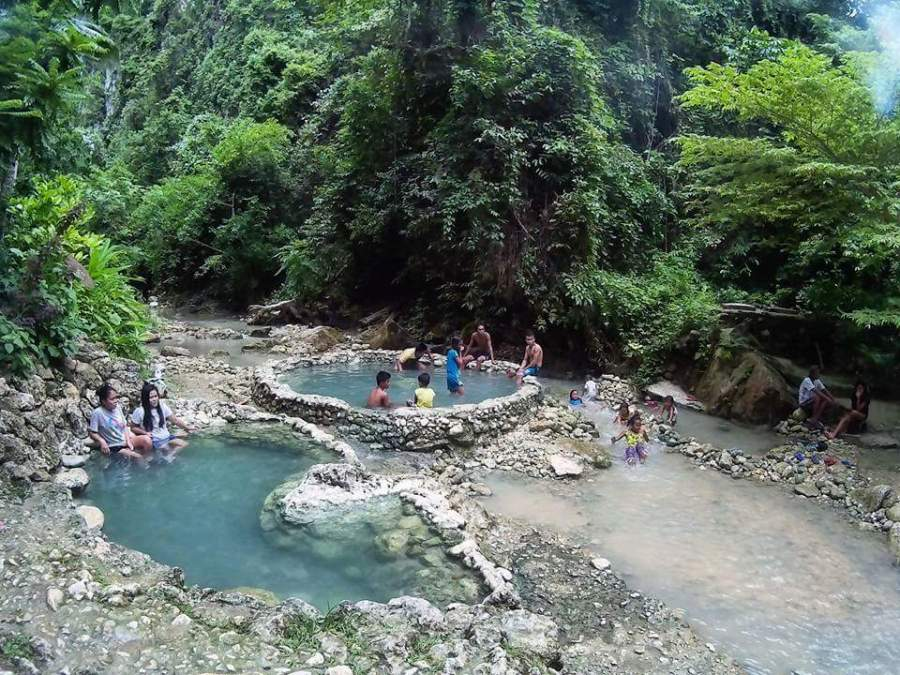 Hot Springs in the Philippines