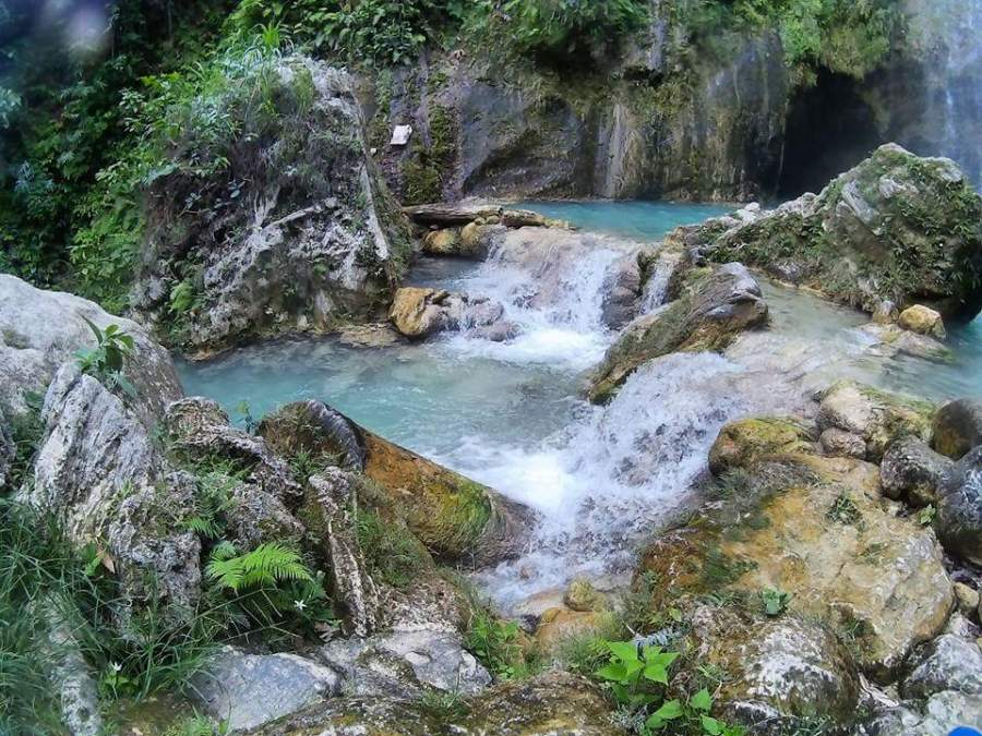 unknown falls in the philippines