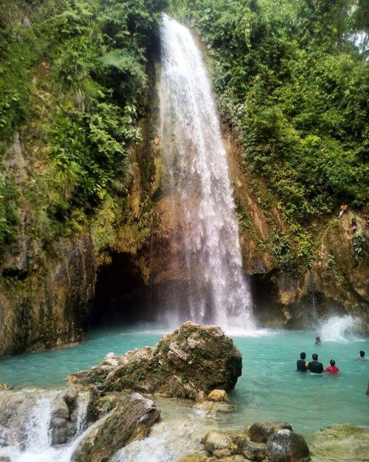 Top 10 falls in the philippines