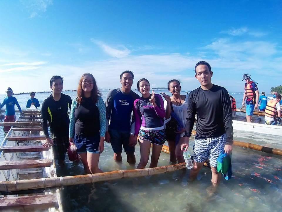 Oslob Cebu itinerary