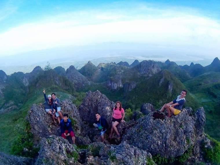 osmena peak trekking