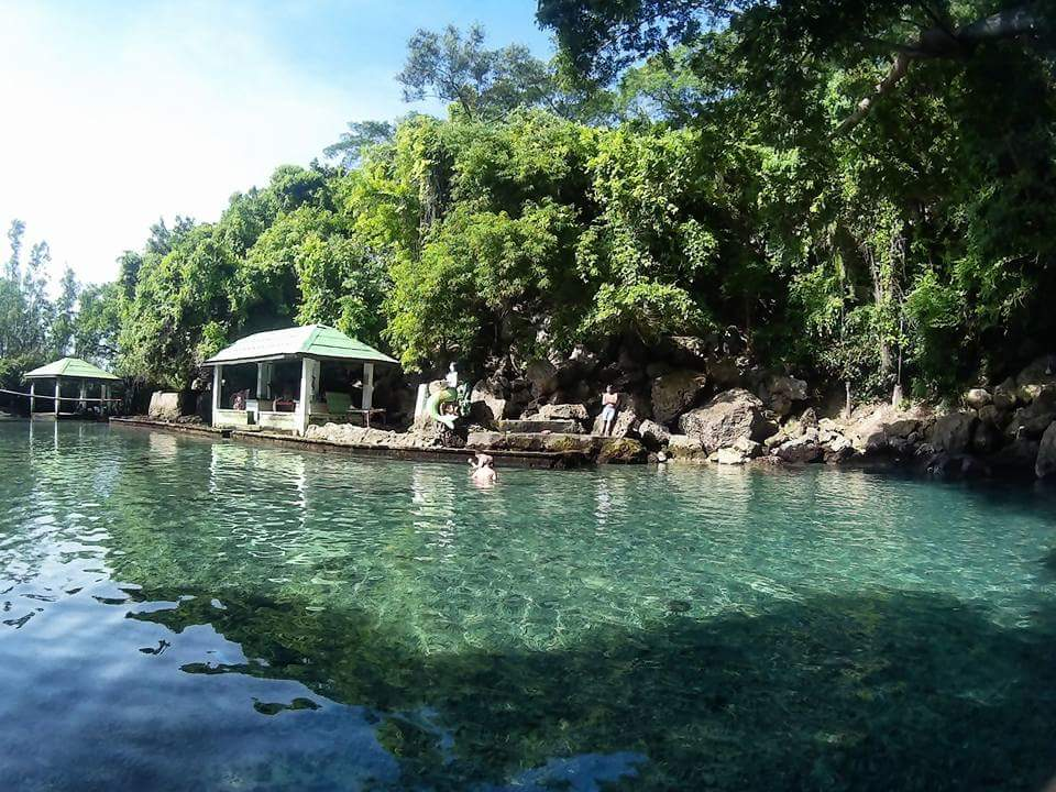Cold springs in the philippines