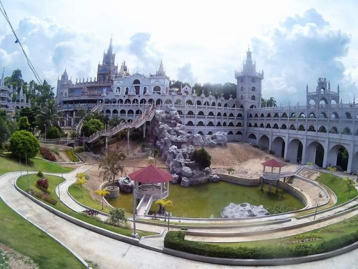 how to go to simala church
