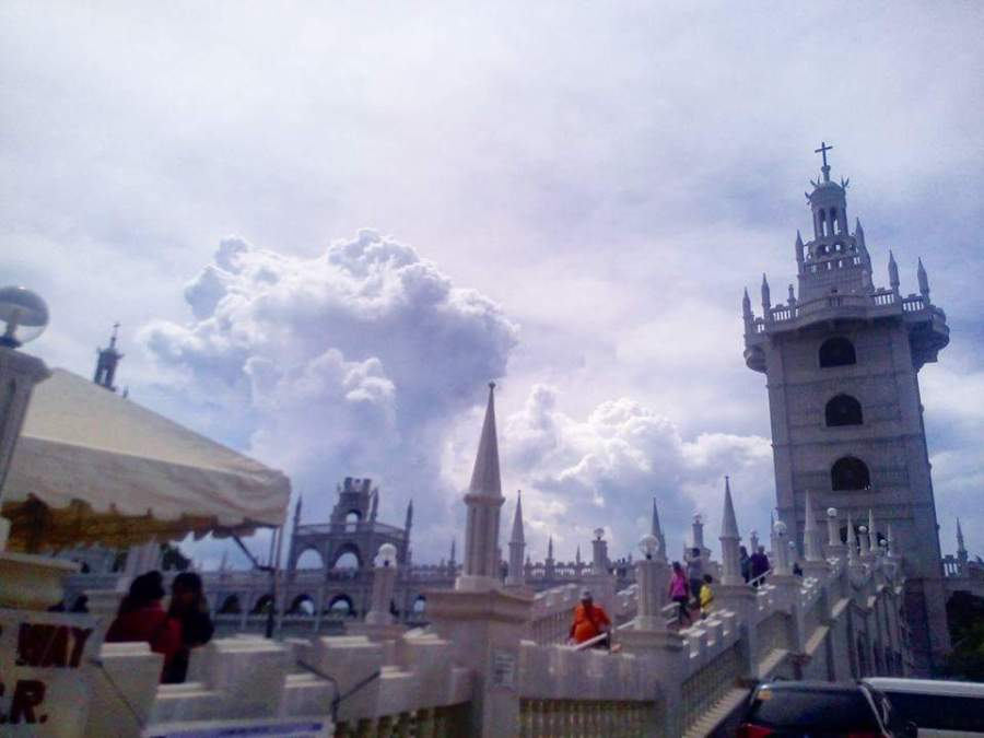 simala church visiting hours