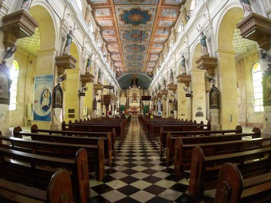 Beautiful churches in the philippines