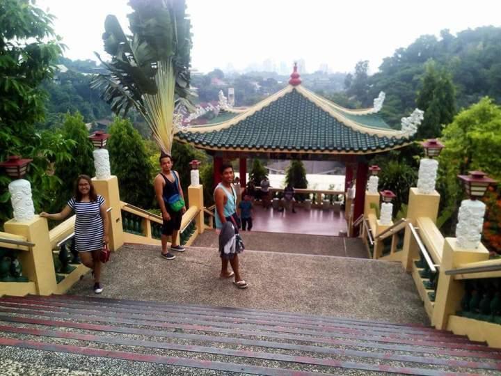 Cebu city taoist temple