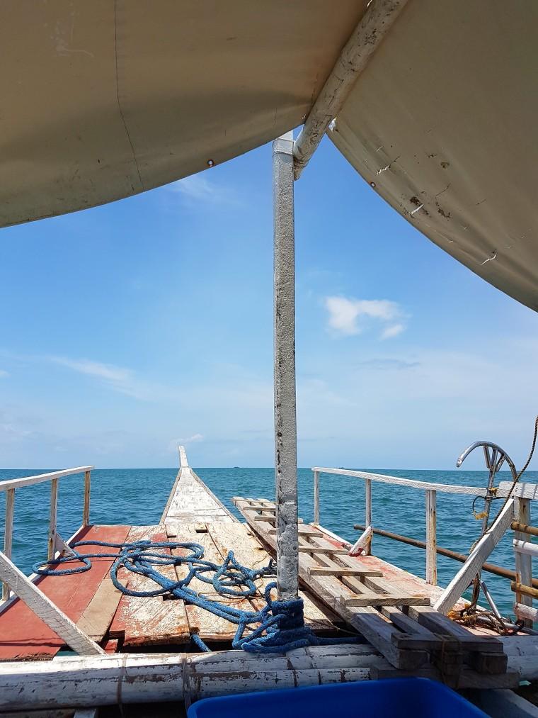 Boat rental in Carbin Reef Sagay