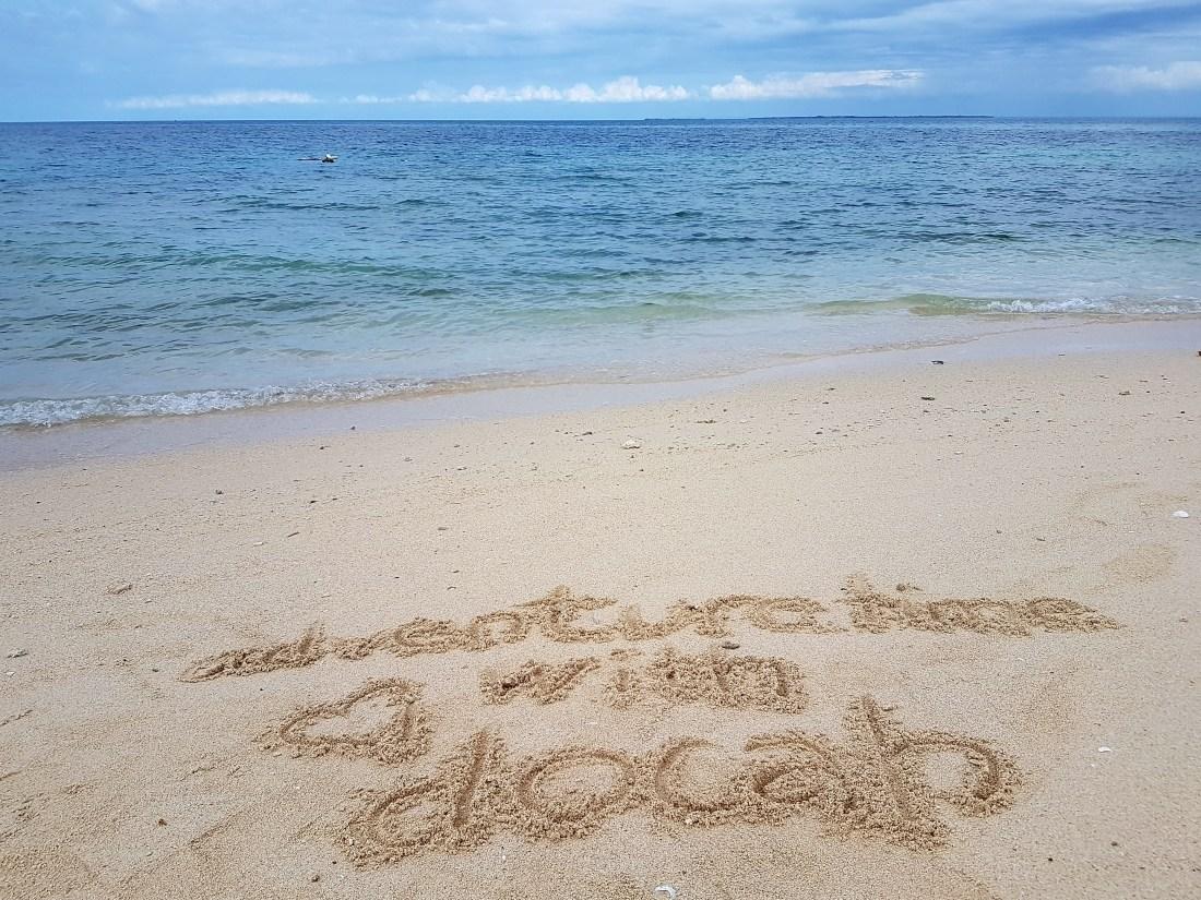 Sagay city carbin reef