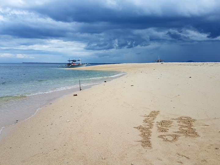 Best Beaches with sandbars in Ph