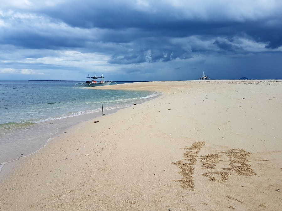 Best Beaches with sandbars in Ph