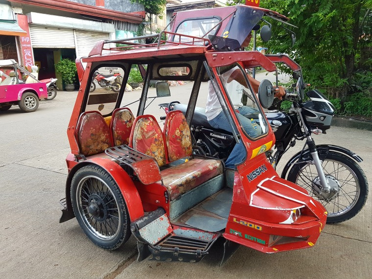 Transportation in the Philippines