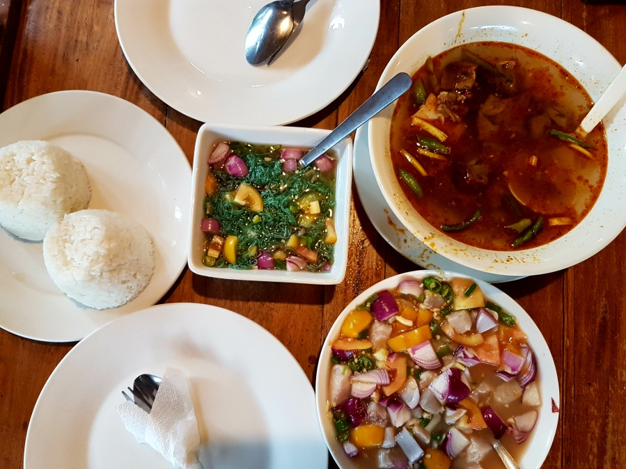 What to eat in Sagay