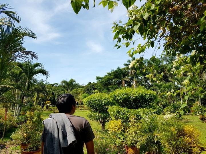 Garden Museum in the Ph
