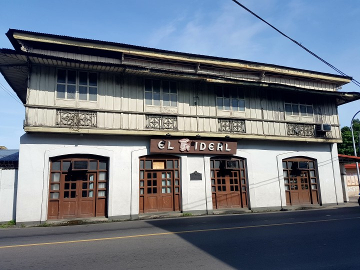 El ideal bakery silay