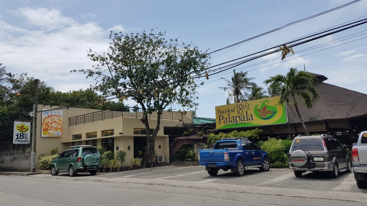 Bacolod city restaurants