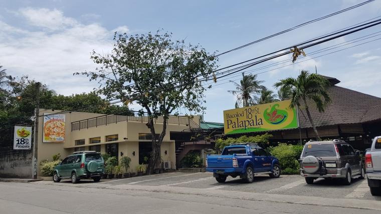 Bacolod city restaurants