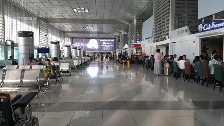 philippine airport
