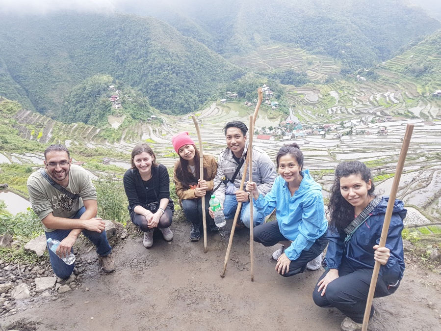 how to go to banaue