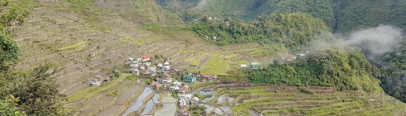 Rice Terraces of Philippine Cordillera