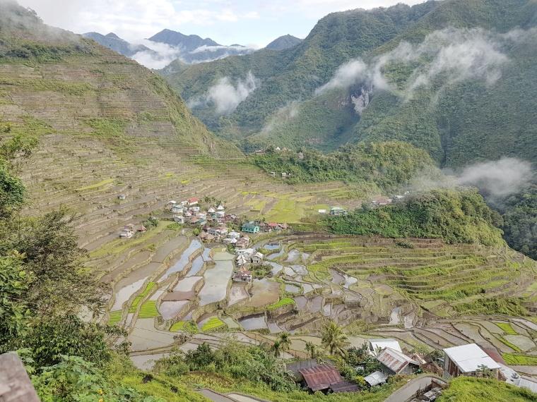 Rice Terraces of Philippine Cordillera