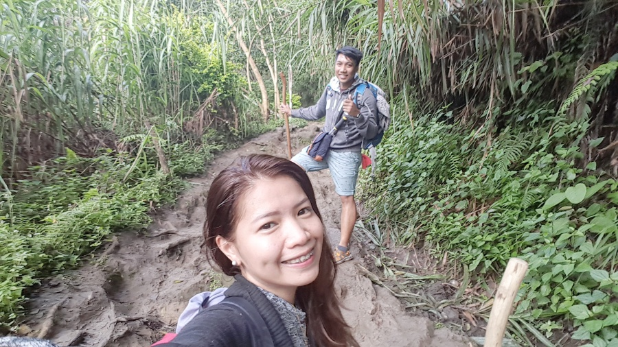 banaue to batad saddle point