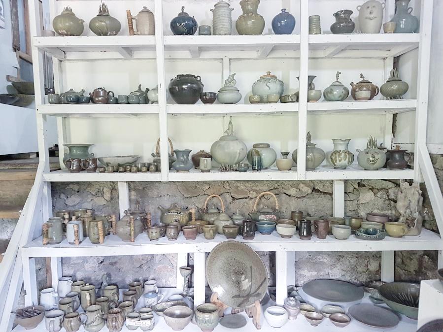 sagada pottery