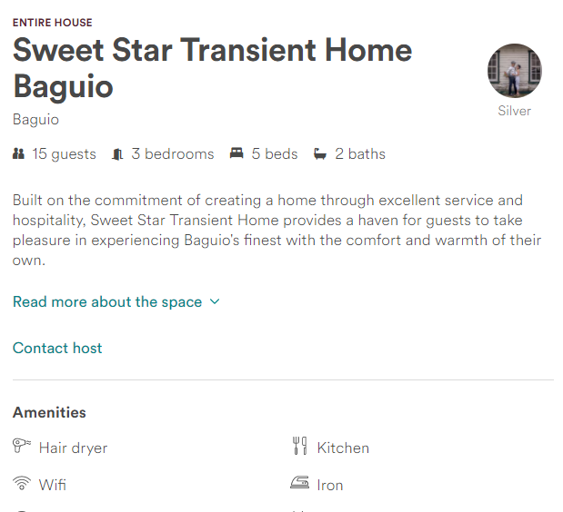 where to stay in baguio