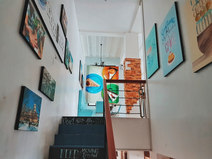 Art cafe in the philippines