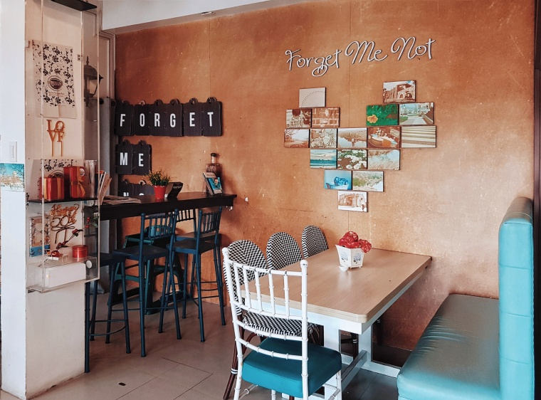 Cafe in Lilac Marikina