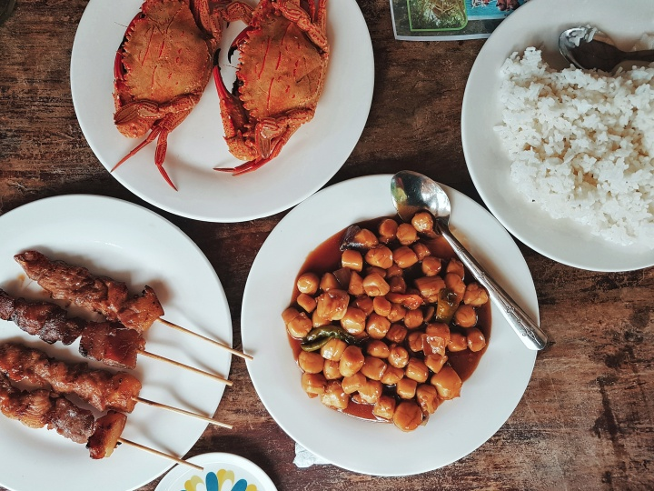 where to eat seafoods in the philippines