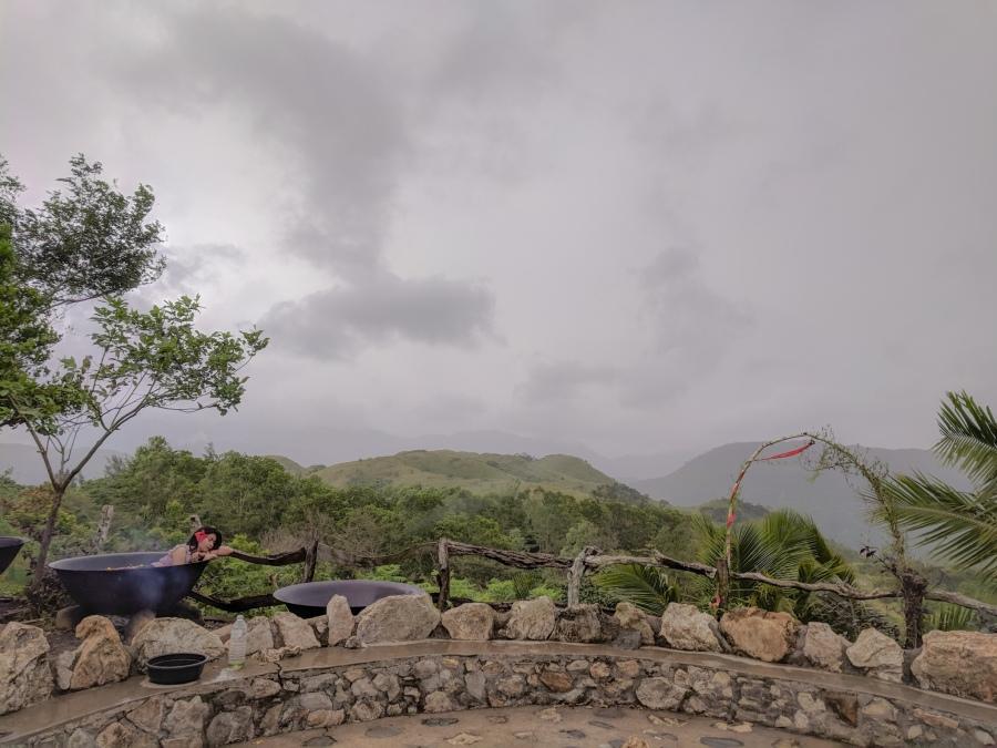 camping near manila
