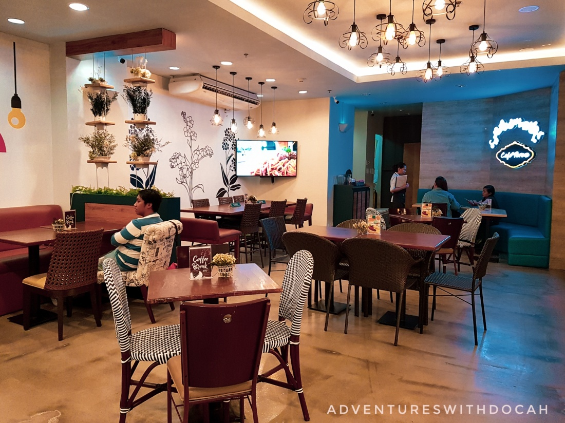 Instagrammable cafe in metro manila