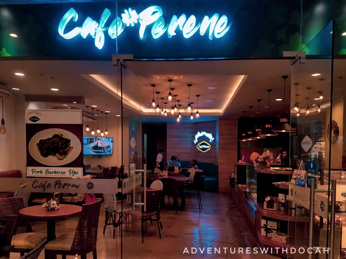 Cafe in Lilac Marikina