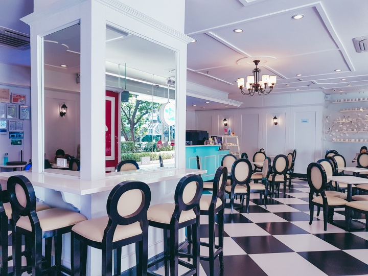 Alice Tea salon review