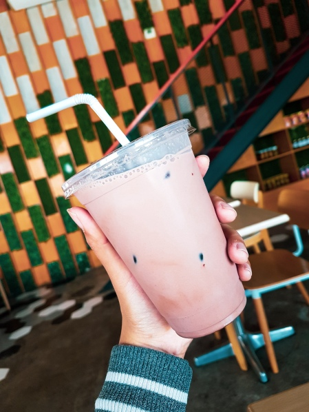 Instagrammable cafe in manila