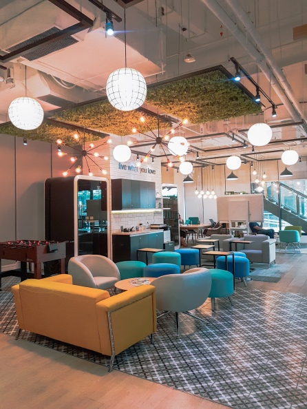 Co-working space around the philippines