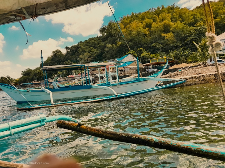 island hopping in batangas